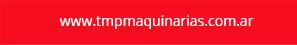 Sitio Web tmpmaquinarias.com.ar